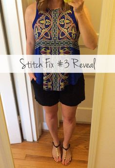 Stitch Fix Review // Style Me Thrifty