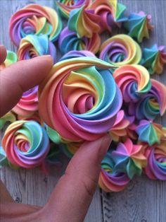 Rainbow merengue
