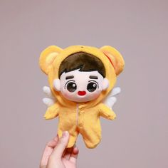 Chanyeol, Kyungsoo, Army Room Decor, Kawaii Doll, Beige Aesthetic, Kpop Aesthetic, Cute Dolls, Plush Dolls, Plushies