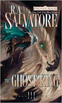 The Ghost King: Transitions, Book III: R.A. Salvatore: 9780786954995: Amazon.com: Books