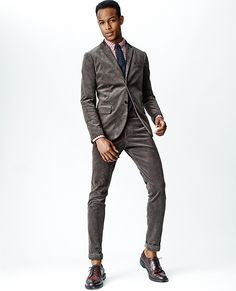 The GQ for Gap Best New Menswear Designers in America 2014 Collection Lookbook