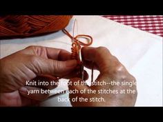 Toe Up Sock - Easy Cast On - YouTube Very interesting way to cast on for toe up.