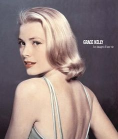 """Grace Kelly, she was the definition of """"class"""". Beautiful. Good article too."""