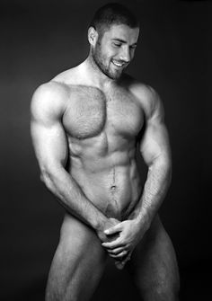 Rugby Player Ben Cohen..another reason to watch rugby!