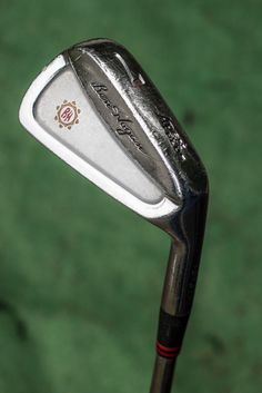 Ben Hogan Apex Plus Forged 7 iron - used single iron golf club #BenHogan