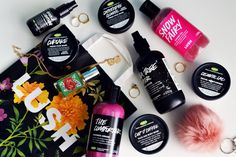 The Best Lush Products You'll Really Need/Want