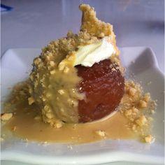 Turkish dessert / Hayrabolu tatlısı