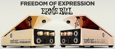 NAMM 2016: Total Control with Ernie Ball Expression Pedals | Bax Music