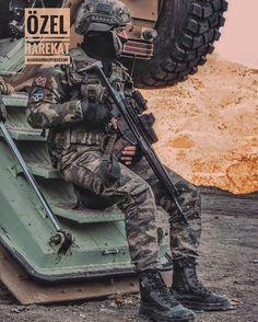 Turkey Special Operation Gendarme -JÖH-