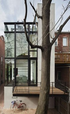Urban Glass House in Washington, D.C.