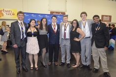 National Leaders 2013-2014  Cole, Natalie, Wilma, Timos, Chance, Ken,