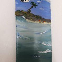 #Чехол  Кому обновить телефон? Могу нарисовать на чехол практически любую картинку. Нарисую, покрою лаком и краска продержится долго.  Who…