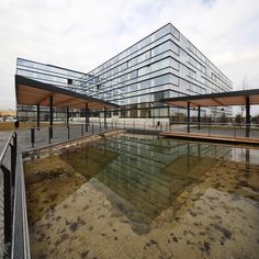 Gallery of Geriatric Centre Donaustadt Vienna / Delugan Meissl Associated Architects - 7