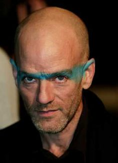 maybe michael stipe would go straight for me. bwahahahaha!