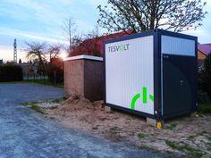 TESVOLT TLC 120 kW Battery Storage