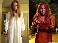 FIRST LOOK Carrie Remake with Julianne Moore Chloe Grace Moretz | Advocate.com