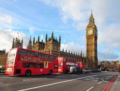 GUIA DE VIAGENS INTERNACIONAIS: Guia de viagem a Londres