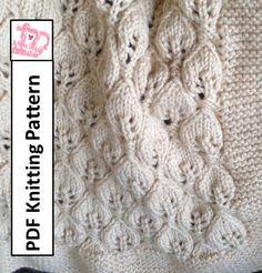 LadyshipDesigns by ByLadyshipDesigns Pattern Baby, Baby Knitting Patterns, Knitting Ideas, Spool Knitting, How To Start Knitting, Afghan Blanket, Yarn Shop, Garter Stitch, Yarn Needle