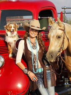 ❤ Cowgirls Fashions Western Style  Teton in Sahara