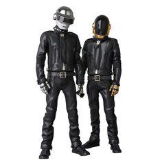 Daft Punk Human After All Version 2.0 RAH Figure Set by Medicom (Dec 2016) #daftpunk #humanafterall #ver2 #rah #medicom #fatsuma #fatsumatoys #realactionheroes #edm #awesome #cool #instacool #beautiful #beauty #amazing #love #instalove #fun #art #instagood #collectible #toy #new