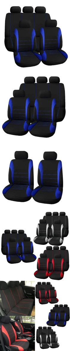 HEAVY DUTY BLACK /& GREY TRAX SEAT COVER SET FOR MINI COOPER S 06-ON