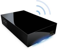 1 TB External Harddrive That wirelessly STREAMS!