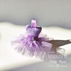 Handmade Ballerina tutu Bag Jewelry made in South Africa Ballerina Tutu, Handicraft, South Africa, Create Yourself, Etsy Seller, Jewelry Making, Creative, How To Make, Handmade