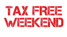 Planning on shopping this tax free weekend? Find out what is included (and what's not)... you may be surprised!  #ashliwolfrealtor #yourdentoncountyrealtor #taxfreeweekend