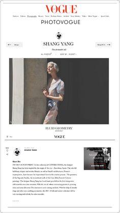 CONNECTIONSy Press on VOGUE Italia