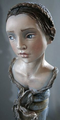 by doll artist Sue McMahon