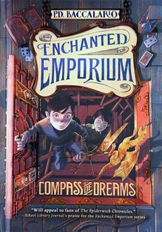 Enchanted Emporium: Compass of Dreams! Finley McPhee's life became rather strange once Aiby Lily arrived in Applecross. But after the Lily family's grand opening of the Enchanted Emporium, Finley's life becomes even stranger. Sheep disappear from nearby farms. Fish vanish from the local lakes and streams. The townsfolk claim that the Green Man, a legend from a #Scottish folk tale, is responsible. Is he just an old fable, or a genuine threat?