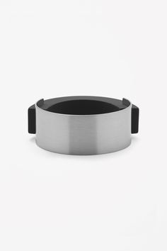 COS | Metal and rubber bangle.  Cuff me.  Now.