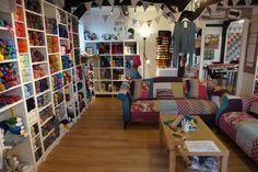 yarn shop layout - Google Search