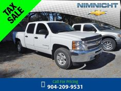 2013 Chevrolet Chevy Silverado 1500 LT Call for Price  miles 904-209-9531 Transmission: Automatic  #Chevrolet #Silverado 1500 #used #cars #NimnichtChevrolet #Jacksonville #FL #tapcars
