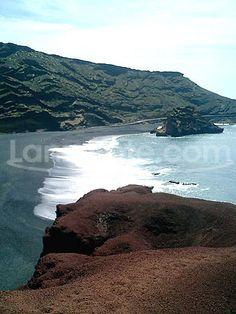El Golfo (Lanzarote - Canary Island - Spain)