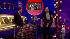 Tom Hiddleston on Chatty Man [HD]. This will FOREVER be one of my favorite interviews. ever.