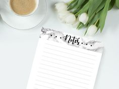 Hey, I found this really awesome Etsy listing at https://www.etsy.com/ca/listing/496154140/printable-marble-planner-pages-notes
