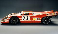 Porsche 917K Short Tail