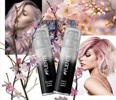 Il profumo della Primavera, gli alberi in fiore... perchè non proteggere anche i nostri capelli colorati con gli styling Fuente? Tutti a base organica e cruelty free, ispiràti dalla Natura!