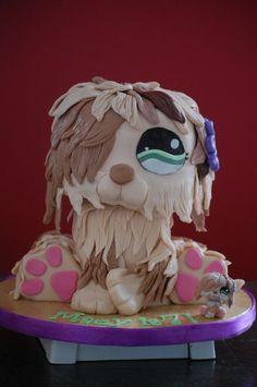 Littlest Pet Shop — 2010 Animal Cakes Contest