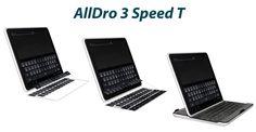 AllDro 3 SPEED T con teclado bluetooth