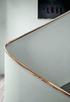 What A Stunning Hand Rail Detail Proper Swoon Worthy Harbor House In Sydney By Kpdo