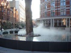 Wateropvang in de openbare ruimte