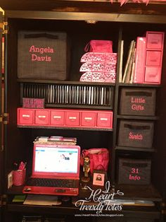 I Heart Trendy Totes: Organize Your Workspace with thirty one!! I love organizing!