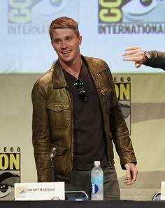 Garrett Hedlund. #ComiconInternational