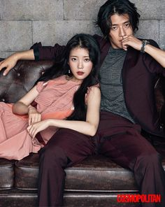 Scarlet Heart: Ryeo cast looks chic on cover of Cosmo. Wow, great pic, they look great together