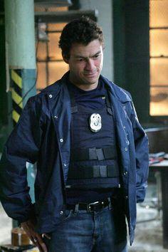 Detective Jimmy Macnulty, homicidios, policía de Baltimore. The Wire.