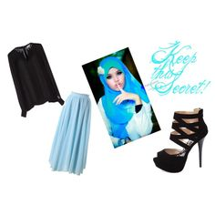 Sahra's Outfit in Chapter 5 (Forbidden Love - A german Justin Bieber Fanfiction)