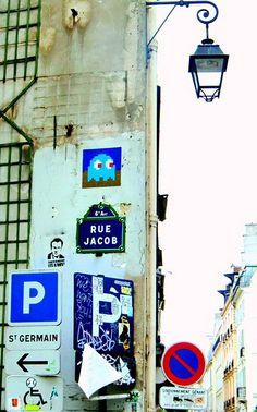 Rue Jacob - St Germain