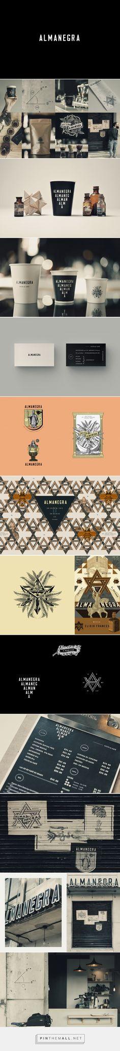 Almanegra - Estudio Yeyé ® Smart & Beautyy http://jrstudioweb.com/diseno-grafico/diseno-de-logotipos/